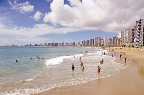 Brésil : Brésil - Fortaleza