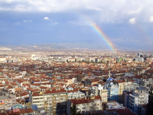Bursa : Bursa Rainbow