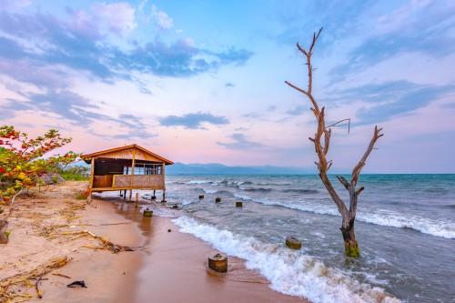 Burundi : Au bord du lac Tanganyika à Bujumbura