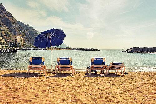 Calheta : beach(Calheta)