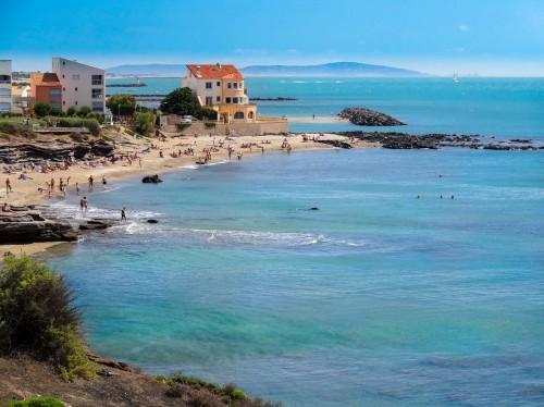 La pointe du Cap d'Agde