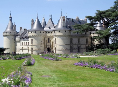 Centre-Val de Loire : Les châteaux de la Loire, un passage obligé dans la région Centre-Val de Loire