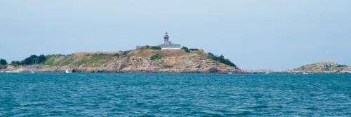 Chausey  (archipel normand) : Passage au sud de Chausey