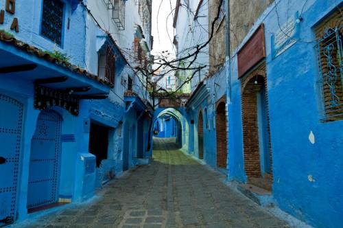 Chefchaouen : Chefchaouen Street