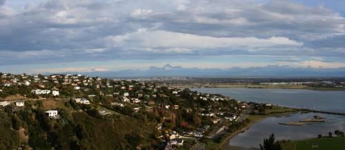 Christchurch (île du sud) : Christchurch , New Zealand
