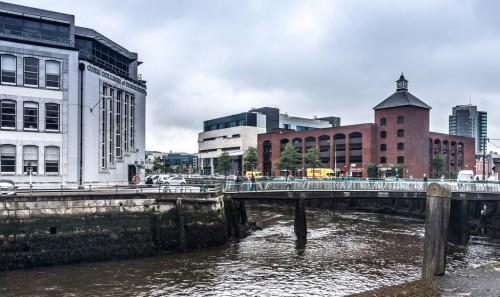 Cork : Trinity Pedestrian Bridge (1977)
