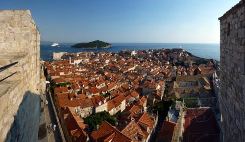 Croatie : Dubrovnik