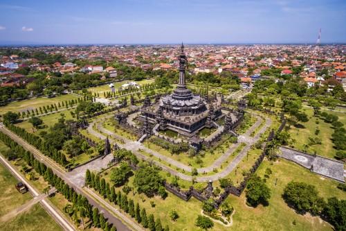Monument Bajra Sandhi à Denpasar