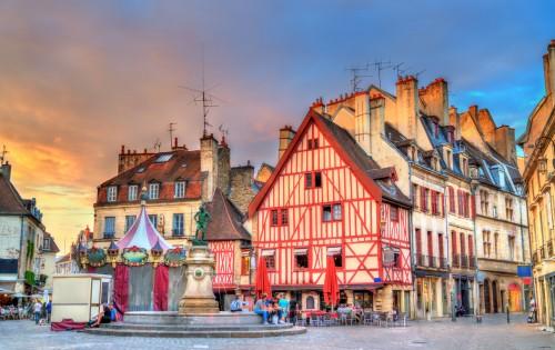 Vieille ville de Dijon