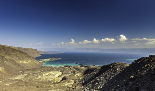Djibouti : Golfe de Tadjourah