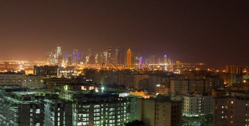 Qatar : Doha - Qatar Skyline | Qatar tops the list of the world's richest countries | 120929-3190-jikatu