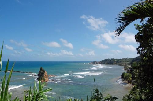 Dominique : Dominica Coastline