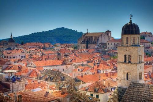 Dubrovnik : Dubrovnik Old Town