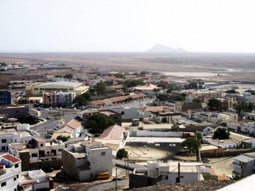 Espargos (île de Sal) :