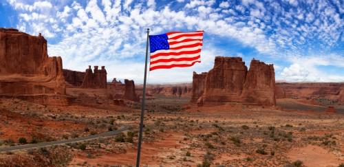 États-Unis (USA) : Red rock canyons