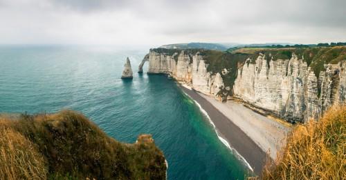 Étretat : Étretat Cliffs