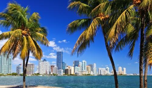 Floride : Skyline de Miami