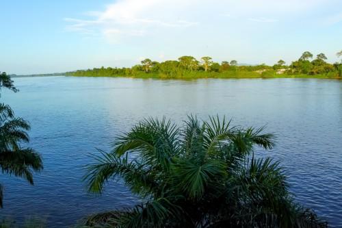 Gabon : Rivière Ogowe, Gabon