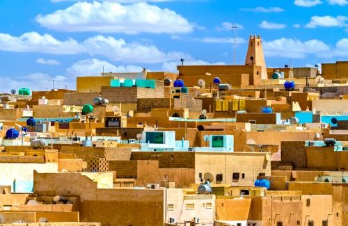 El Atteuf dans la province de Ghardaia
