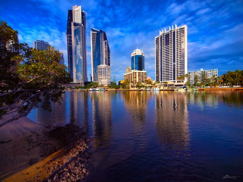 Gold Coast : gold coast city