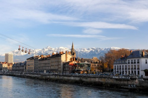 Grenoble (Isère) : Grenoble