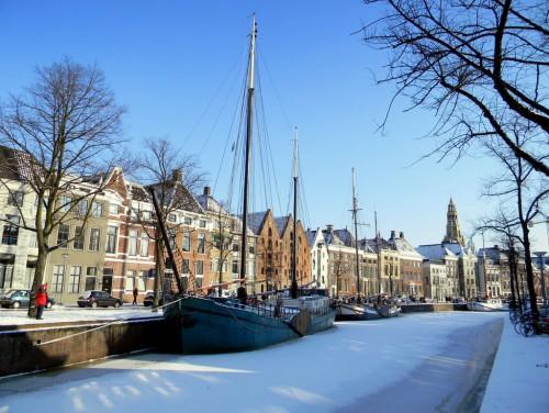 Groningen : Hoge der Aa