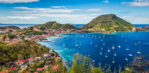 Guadeloupe : L'île des Saintes en Guadeloupe