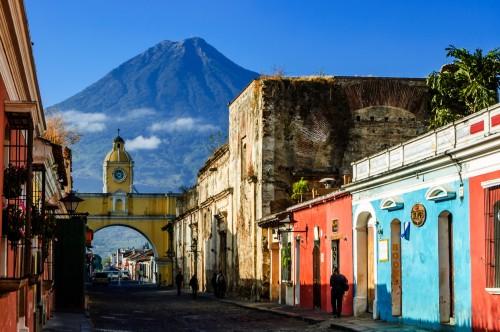 Guatemala : Antigua, Guatemala
