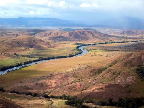 Guyana : Brazil-Guyana Border