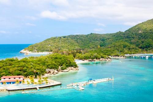 Haïti : Labadie, une station balnéaire sur la côte septentrionale d'Haïti