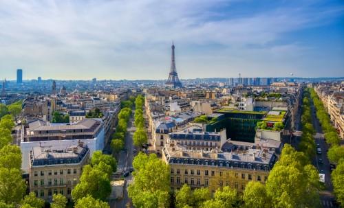 Île-de-France : La Tour Eiffel et Paris