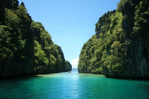 Puerto Princesa (île de Palawan) : El Nido Palawan Big Lagoon