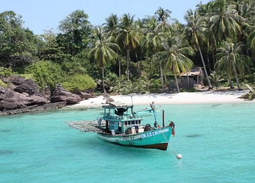 Phu Quoc : Snorkeling near Phu Quoc
