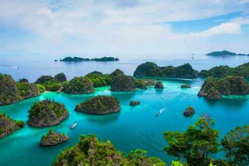 Les îles Raja Ampat