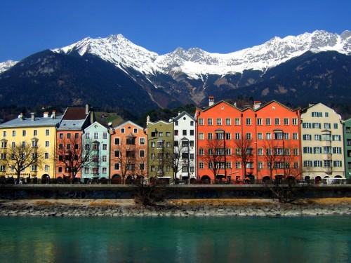 Innsbruck : Colours in Innsbruck