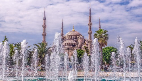 Istanbul : Blue Mosque Istanbul
