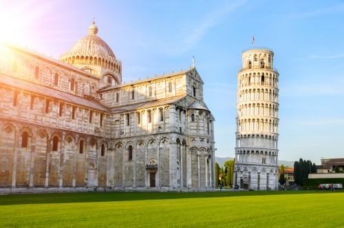 Italie : Tour de Pise