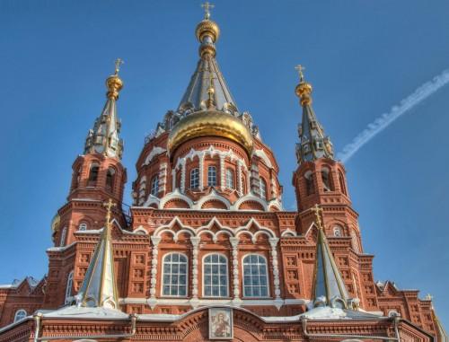 Izhevsk : Svjato-Michajlovskij sobor