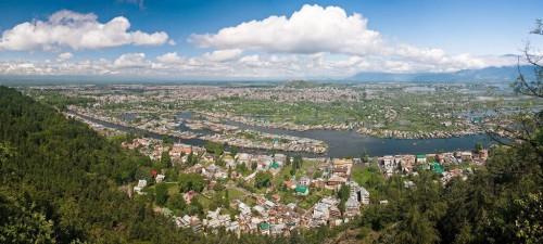 Srinagar (Jammu-et-Cachemire) :
