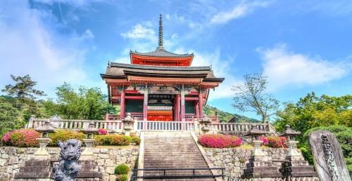 Japon : La ville de Kyoto regorge de temples magnifiques