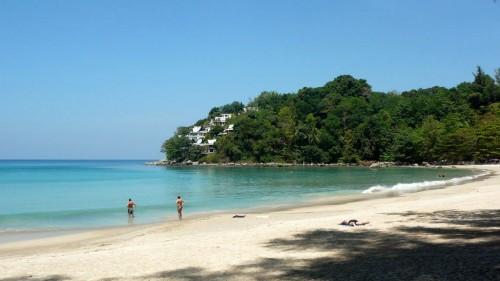 Kamala Beach :
