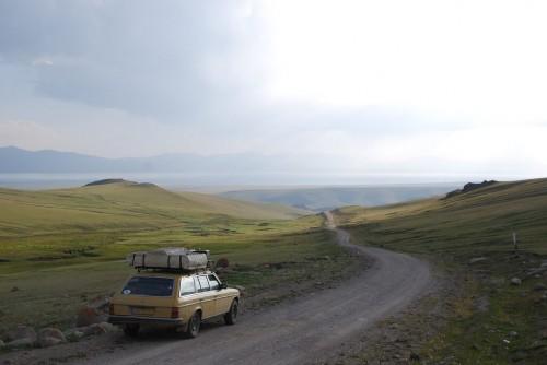 Kirghizistan : ...in Kyrgyzstan