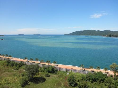 Kota Kinabalu : New Waterfront At Kota Kinabalu