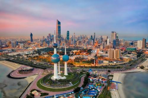 Koweït : Skyline de Koweït City