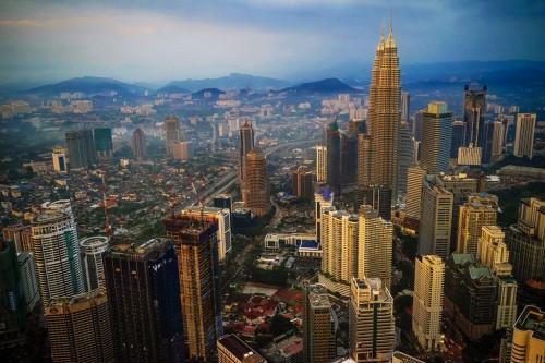 Kuala Lumpur : K.L. Skyline