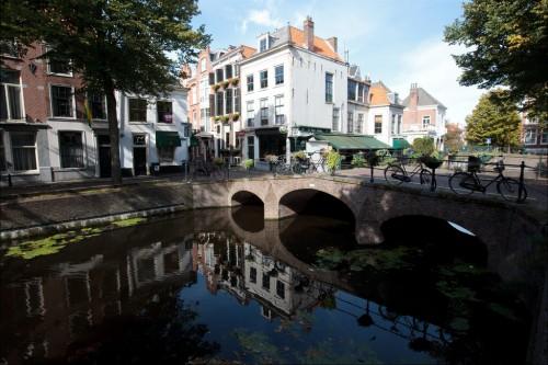 La Haye : Reflection