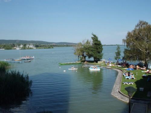 Lac Balaton : Keszthely, Hungary on Lake Balaton