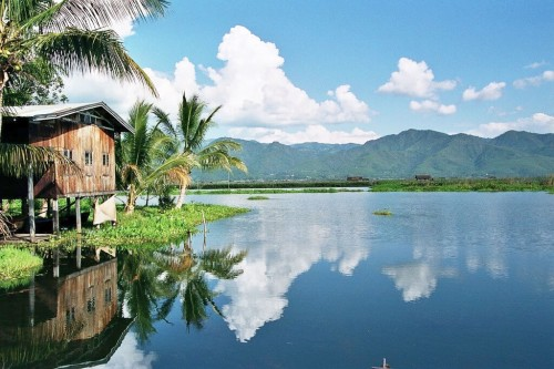 Lac Inle :