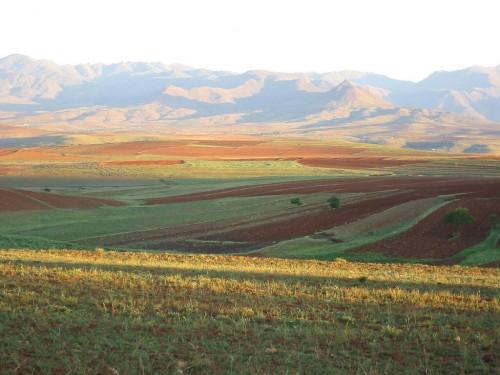 Lesotho : Landscape in the Mountain Kingdom