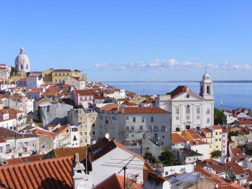 Lisbonne : Trams de Lisbonne (Portugal)